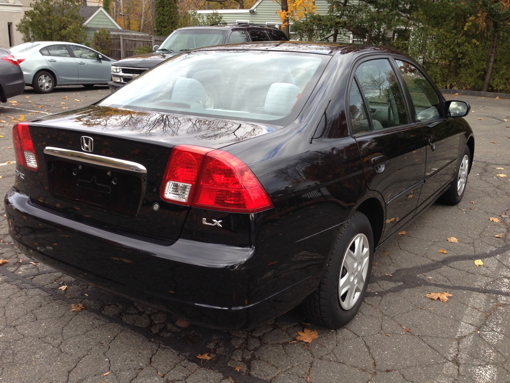 2003 Honda Civic Www Daxomotors Com